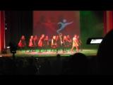 Олимпийские танцы 2018 - сборная 3+8 гимназий, Красавица и чудовище (1 танец)