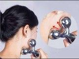 Body Massager Thin Face Artifact Roller Massager Instrument Lean Muscle 3 D Massage Ball