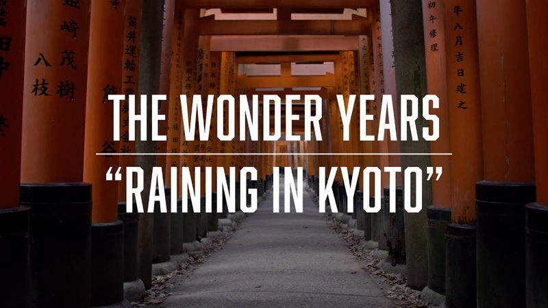 The Wonder Years - Raining In Kyoto (Official Music Video)