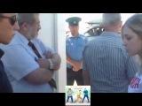 Няш Мяш 09 07 2014 предупреждает Чубарова о запрете Меджлиса крымскотатарского народа Украина новост