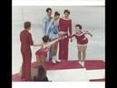 Зимние О.И. 1980. Фигурное катание. Спортивные танцы. Произвольная программа