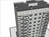 Припять 3Д: Моделирование зданий города
