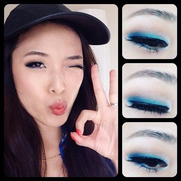 Красота макияж для азиаток updated the