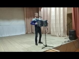 Отрывок подготовки к конкурсу Казачьей песни