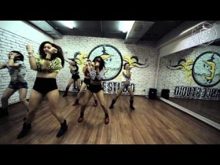 E-Dance Studio   Inna Belova - Sexy R&B Choreo (Beyonce - Partition)