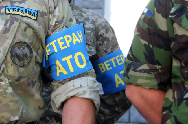 Ветеран АТО рассказал как нужно поступать со сторонниками