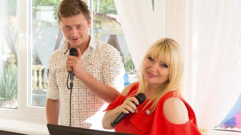 Поющий дуэт ведущих Неформат Наталья Ковалёва и Dimon Ramone