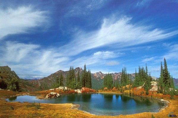 Озеро YwVMIUxuT1A