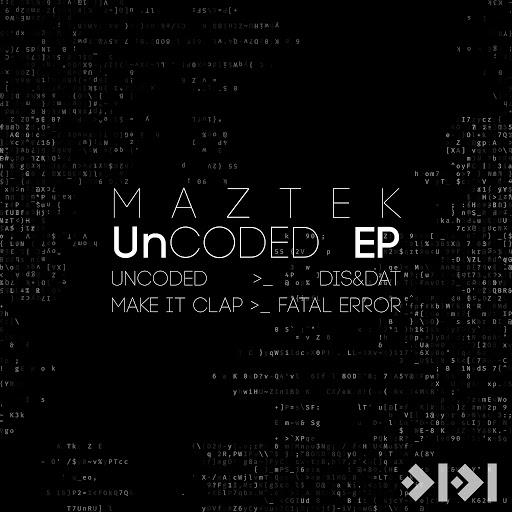 Maztek альбом Uncoded