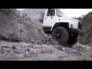 Экстремальный тест-драйв «Садко» в окрестностях вулкана Пинатубо
