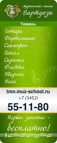 Музыкальная школа «Виртуозы