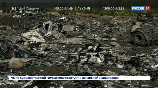 Новости на Россия 24 • МИД Нидерландов Украина может быть включена в число ответственных за крушение MH17