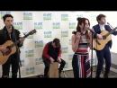 Echo Smith вживую спели песню Cool Kids на Elvis Duran Live