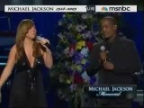 Mariah Carey feat Trey Lorenz- I'll Be There( Michael Jackson Memorial Service)HQ 070709