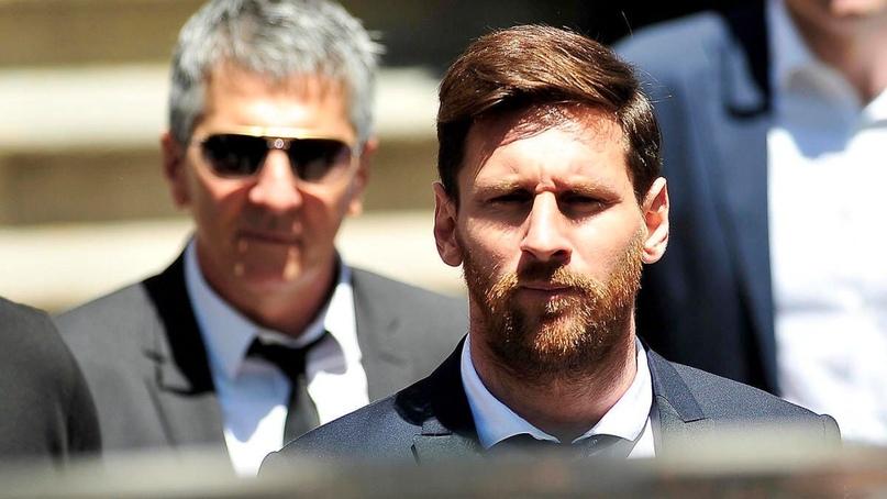 ⚡️ Стали известны детали встречи между Хорхе Месси, отцом и агентом нападающего...