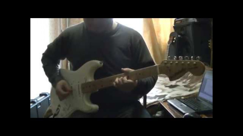 Slow Blues - StarOff. Stratocaster Westminster 1976 (24012017)
