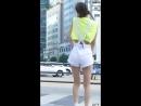 04.08.18 NEONPUNCH (Iaan) — Buttons (The Pussycat Dolls Dance Cover) @ Gangnam Busking