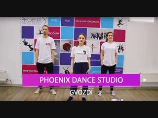 Gvozdi/Phoenix dance studio/The Chemical Brothers-The Salmon Dance