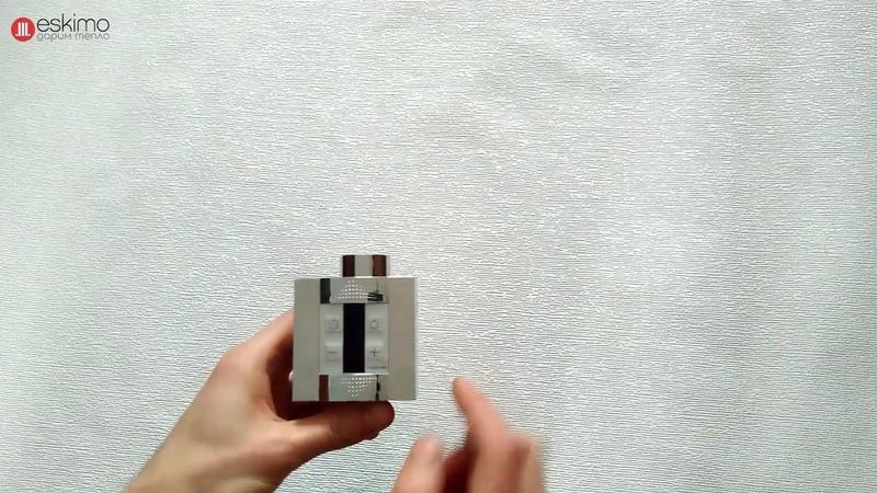 Terma KTX 4 терморегулятор для полотенцесушителя. Видео обзор.