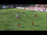 Уфа - Динамо Москва 0-2 (13 августа 2014 г, Чемпионат России)