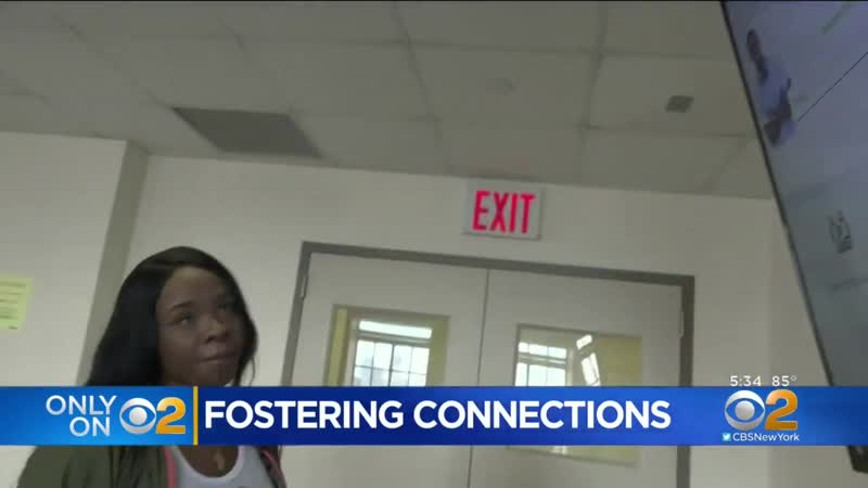 Woman Who Grew Up In Foster Care Creates Website To Help Others Like Her In The System