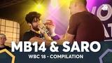 MB14 &amp Saro WBC Tag Team 2018 Champion