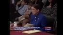 Supreme Court Confirmation Hearing:  Ruth Bader Ginsburg - Part Three - 1993