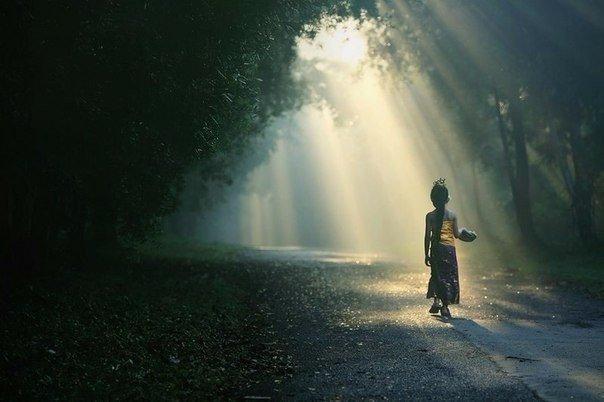 рассвет приходит к тем, кто видел тьму во всём её убийственном величии...кто плакал от людского безразличия,но безразличным не был ни к кому!рассвет приходит к тем, кто был в пути,не зная ни