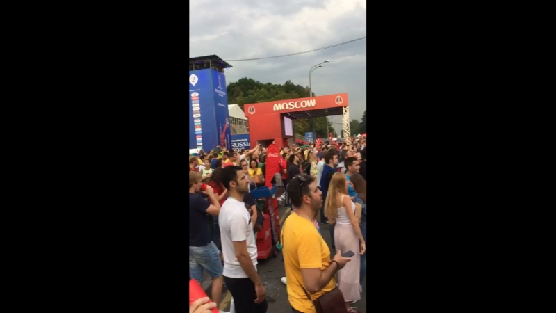 Фанзона World Cup FIFA