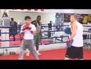 Throwback Arturo Gatti training with Mickey Ward for fight with Alfonso Gomez throwback arturo gatti training with mickey ward