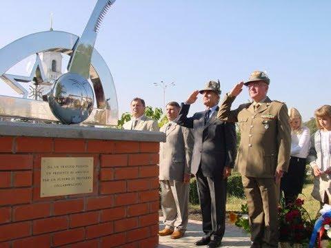 ПОЗОР! Памятник итальянским фашистам в г Россошь