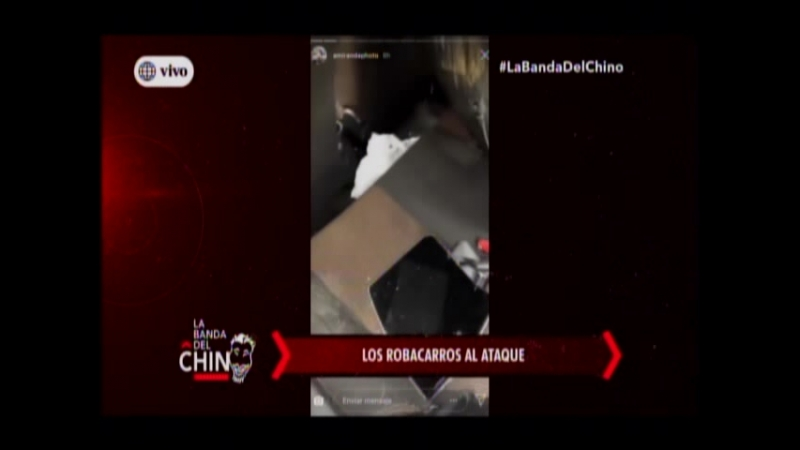 Nota de Manuela Camacho - Los Robacarros al ataque