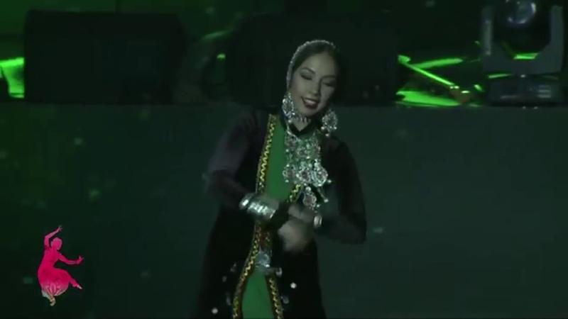 Башкирский танец Загида - Регина Агилова/The Spirit of Dance (г.Астана)