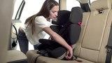 Concord Vario XT 5 Car Seat Installation