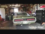 Crazy Cold Start DODGE CHARGER Engines and Sound l MUSCLE CAR Edition 2