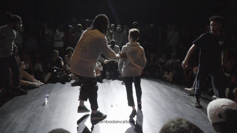 Mickey Rochka VS Lil Blade Fabbreezy - SEMIS - NBA Dance Battle 2018