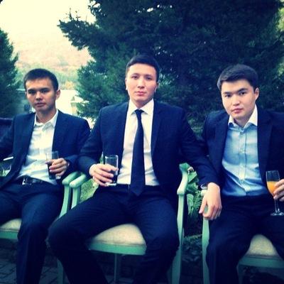 Бахтияр Исабеков, 16 июля , Москва, id128890303
