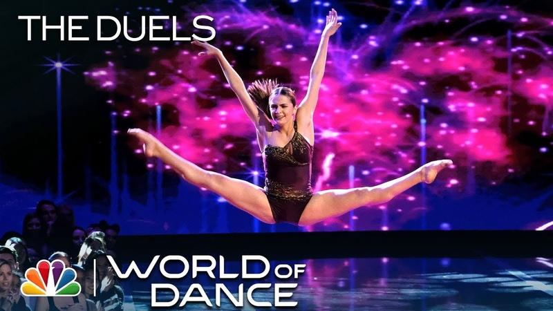 World of Dance 2018 - Vivian Ruiz The Duels (Full Performance)