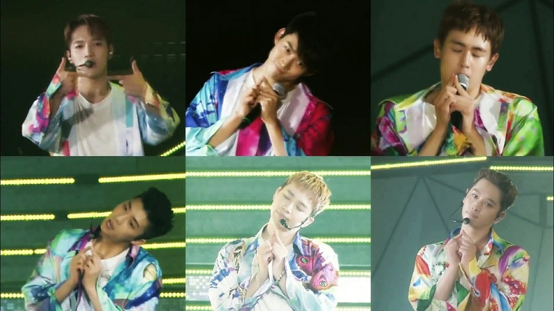 2PM - 원점으로 (Zero Point) @ THE 2PM in TOKYO DOME