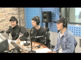 [FULL] 180419 Choi HwaJeongs Power Time on 107.7 Power FM (SBS) @ EXO-CBX