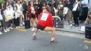 레드크루☆이강용 프로듀스48☆RUMOR☆COVER 홍대버스킹 2011020토 HONGDAE KPOP STREET DANCE