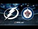 Tampa Bay Lightning vs Winnipeg Jets Dec 16 2018 Game Highlights NHL 2018 19 Обзор матча