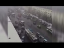 Зимняя вишня ЛЮДИ НА КРЫШЕ СНИМАЛИ ВСЁ НА МОБИЛЬНЫЙ YouTube720p