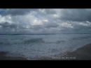 шторм в тихом океане январь 2017