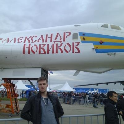 Тимур Фетисов, 11 декабря 1994, Москва, id58948120