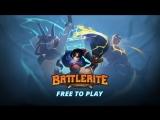 Релиз Battlerite! Игра стала бесплатной! Смотрим обновления, общаемся и катаем!