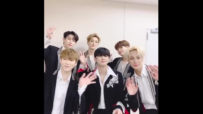 [TODAY_VAV]  190519 KCON2019JAPAN 너무 즐거웠던 첫 케이콘 무대였습니다! 우리 뱀즈 모두 고마워요😘❤ It was our first time to come to the KCON! Thank you a