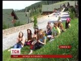Таланти окупували цим літом туристичний комплекс «Буковель»