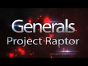 Generals Project Raptor Gans vs ali