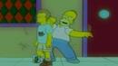 Homer Drunk Dancing